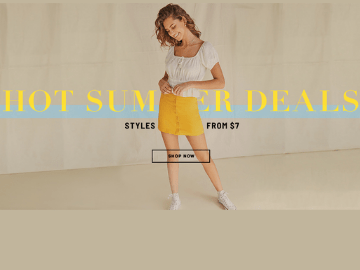 15% off your first purchase with this Forever 21 coupon code