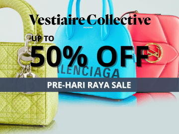 Amazing discounts of up to 50% off during this Ramadan sale with Vestiaire Collective
