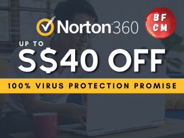 Black Friday and Cyber Monday Specials! Enjoy 34% off on Norton Antivirus Plus now