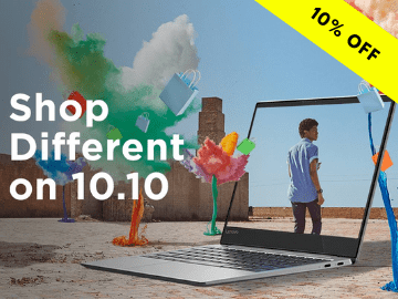 Enjoy 10% off on any purchase with this exclusive Lenovo Singapore promo code