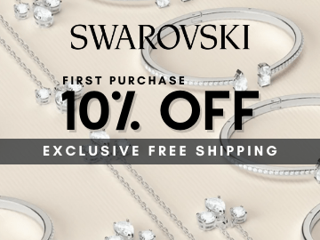 Enjoy Free Shipping on all purchases with this Swarovski exclusive promo code