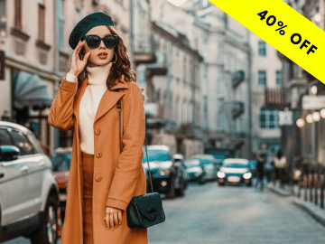 Get an extra 40% off off on luxury must-haves with this Zalora SG promo code