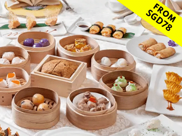 HungryGoWhere Exclusive! Autumn Set Menu from SGD78 per person at Golden Peony