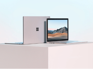Shop for the new Microsoft Surface Book 3 starting from $2,498
